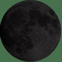Moon age 0