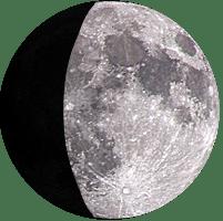 Moon age 10