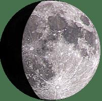 Moon age 11