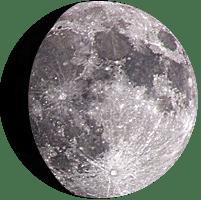 Moon age 12