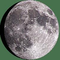 Moon age 13