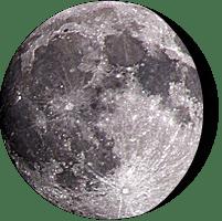 Moon age 15