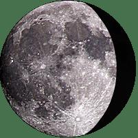 Moon age 16