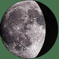 Moon age 17