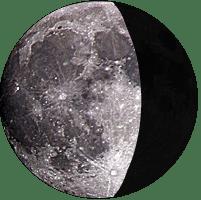 Moon age 18