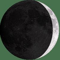 Moon age 2