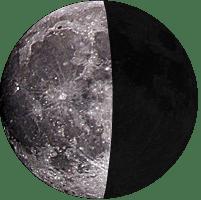 Moon age 20