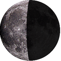 Moon age 22