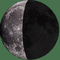 Moon age 23