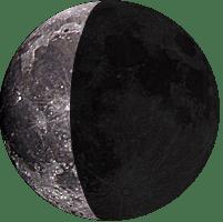 Moon age 24