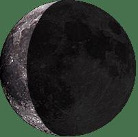 Moon age 26