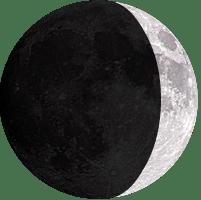 Moon age 3