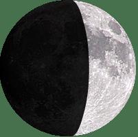 Moon age 5