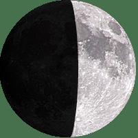 Moon age 6