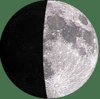 Moon age 8