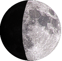 Moon age 9
